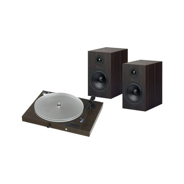 Juke Box S2 Stereo-Set eukalyptus