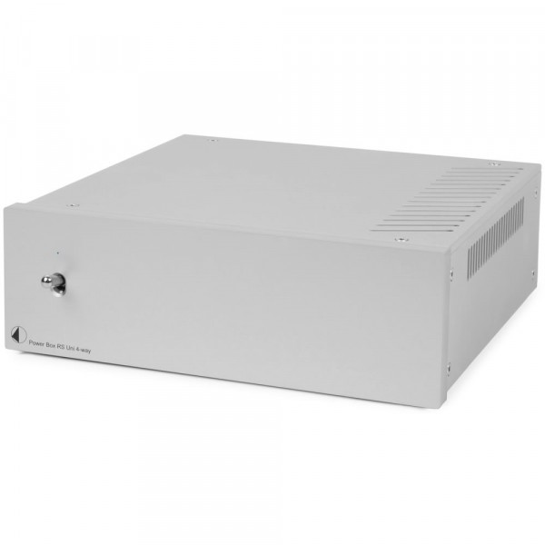 Power Box RS Uni 4-way (silber)