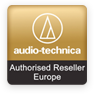 Audio Technica Authorised Reseller Europe